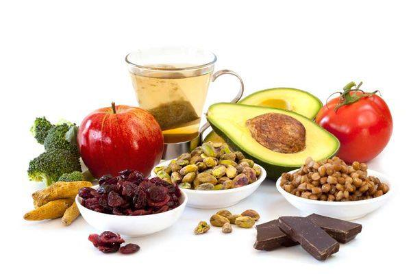 Le régime alimentaire antioxydant : pour les jeunes et les personnes âgées