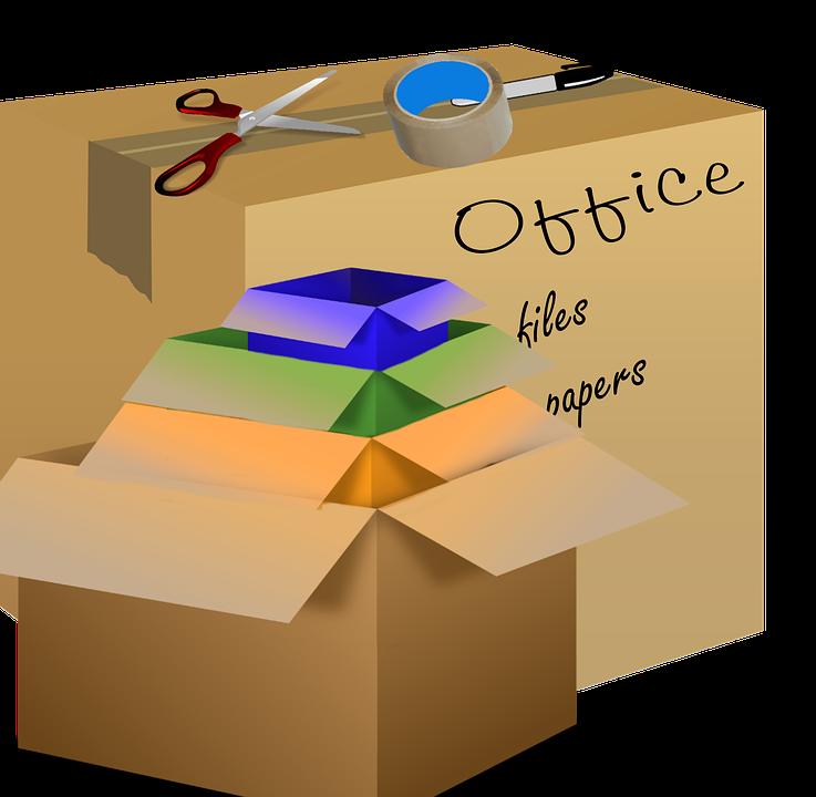 4 conseils pour un déménagement de bureaux réussi