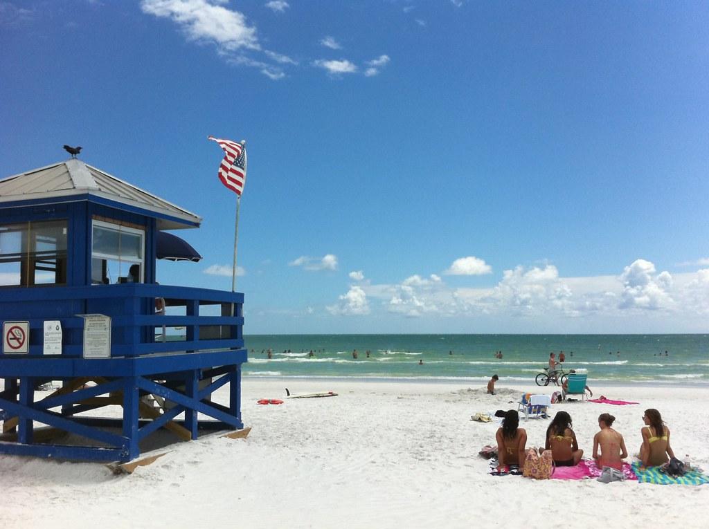 Voyage aux États-Unis : 3 belles plages à découvrir absolument